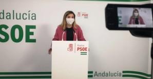 María Márquez, parlamentaria andaluza del PSOE de Huelva
