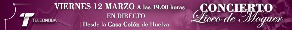 Concierto Liceo 12-03-2021