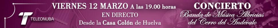Concierto 12-03-2021
