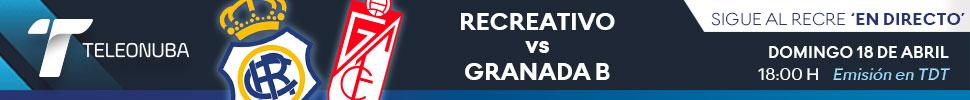Recre - Granada B14-04-2021
