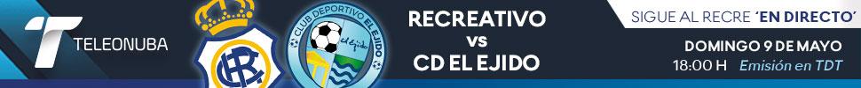 partido Recre - El Ejido 09-05-2021 18.00